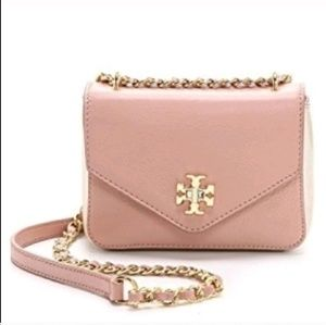 Pink 💖 Champagne Tory Burch Handbag